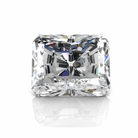 1.01ct Radiant Cut Diamond - VS1 - K - GIA