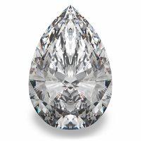 1.43ct Pear Shape Diamond - VS1 / H - GIA