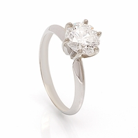 1.56ct Diamond Solitaire