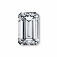 1.56ct Emerald Cut Diamond, I color, SI2 clarity - GIA