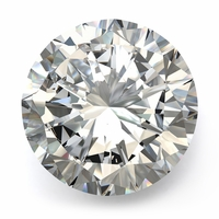 2.03ct Round Brilliant Diamond VS2 Clarity - GIA