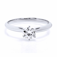 .54ct Round Brilliant Diamond