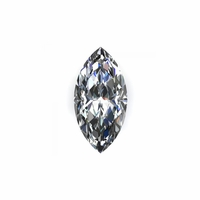 .55ct Marquise Diamond, D color, SI1 clarity, GIA
