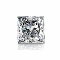 .58ct Princess Cut Diamond H / I1 GIA