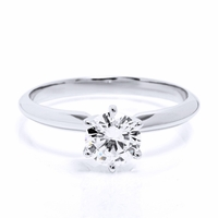 .72ct Round Brilliant Diamond<br>E / I1 GIA