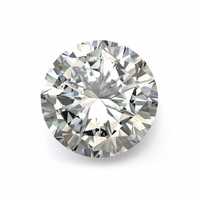 .76ct Round Brilliant Diamond, G color, I1 clarity - GIA