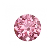 .87ct Round Brilliant Fancy Intense Pink Diamond