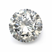 .98ct Round Brilliant Diamond, G color, SI1 Diamond - EGLUSA