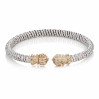 Alwand Vahan Diamond Bangle Bracelet - 21283D