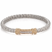Alwand Vahan Diamond Bangle Bracelet - 21249D