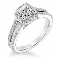 ArtCarved Engagement Ring - EVANGELINE