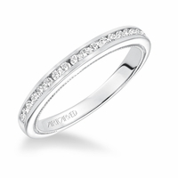 POSEY ArtCarved Diamond Band