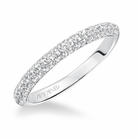 BLAIR ArtCarved Diamond Band