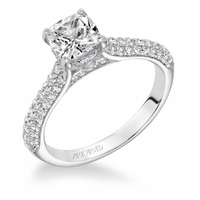 BLAIR ArtCarved Engagement Ring