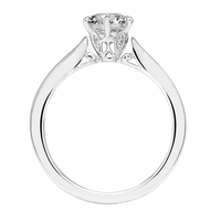 CHIVON ArtCarved Engagement Ring
