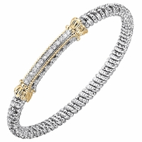 Diamond Bangle by Alwand Vahan