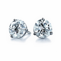 Diamond Earrings - .56ctw