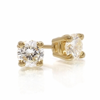 Diamond Earrings .82ctw