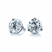 Diamond Earrings -.52ctw