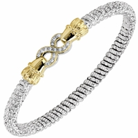 Diamond Infinity Bracelet by Alwand Vahan