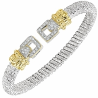 Diamond Link Ends by Alwand Vahan