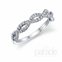 Hemera Infinity Diamond Engagement Band