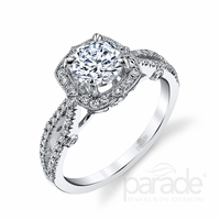 Hera Diamond Engagement Ring