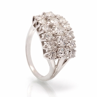 Ladies Diamond Estate Ring