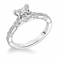 MARGUERITE ArtCarved Engagement Ring