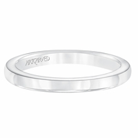 NELLY ArtCarved Wedding Band