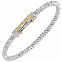 Petite Bangle by Alwand Vahan, 3mm wide