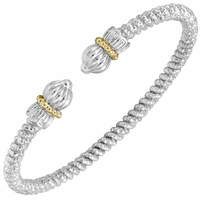 Petite Bracelet by Alwand Vahan - Pumpkin Tips, 3mm