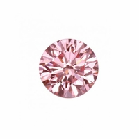 Pure Grown Diamond Pink Diamond Engagement Ring