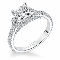 POLLY ArtCarved Engagement Ring