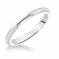 RORY ArtCarved Wedding Band