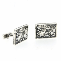 Samuel B Dragon Cufflinks