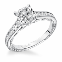 TILDA ArtCarved Engagement Ring
