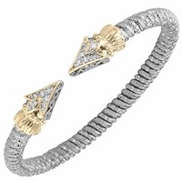Vahan Arrow Diamond Bracelet, 4mm, .19ctw