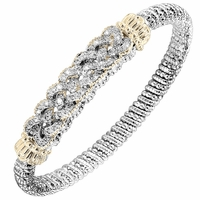 Vahan Diamond Braid Bracelet - Style 21988