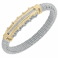Vahan Bracelet with Diamonds