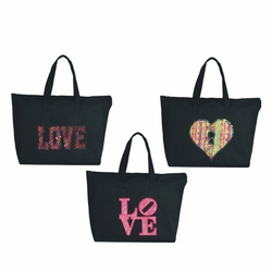 Love And Celebrations Of The Heart Tote Bags