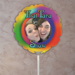 Personalized 70�s Party Photo Balloon