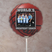 Personalized Basketball Photo Balloon
