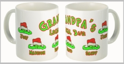 Personalized Elves Mug