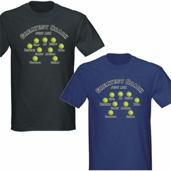 Personalized Fastpitch Softball Coach�s T-Shirt