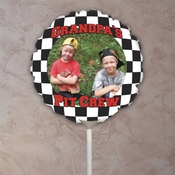 Personalized Father's Day Photo Balloons