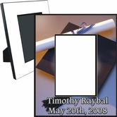 Personalized Graduation Picture Frame For A 5x7 Picture