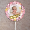 Personalized Kittens Photo Balloon