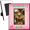 Personalized Pink Roses Picture Frame For A 5x7 Picture