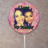 Personalized Posie Frame Photo Balloon